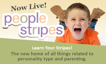 PeopleStripes.org - The new home of all things related to personality type and parenting.