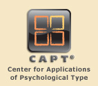 CAPT Center for Applications of Psychological Type