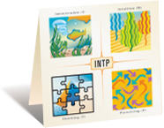 INTP Icon Placard
